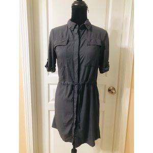 Topshop Dresses - TOPSHOP Utility Shirt Dress